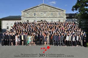 2015 Conference Group Photo